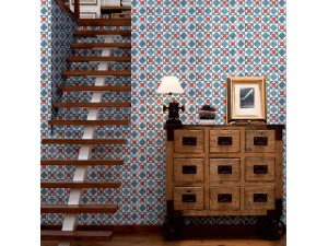 Papel Pintado Coordonné Tiles 3000017 A