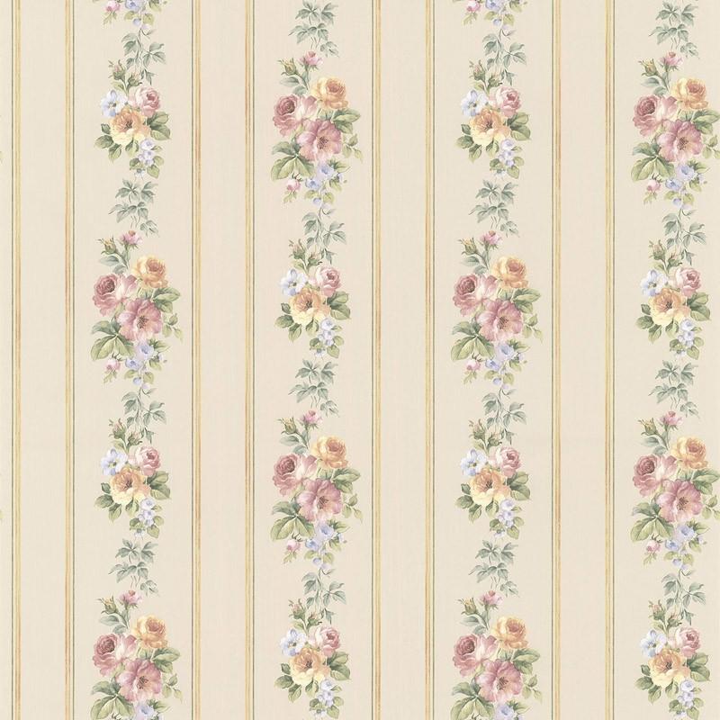 Papel pintado Saint Honore Rose Garden CN24640