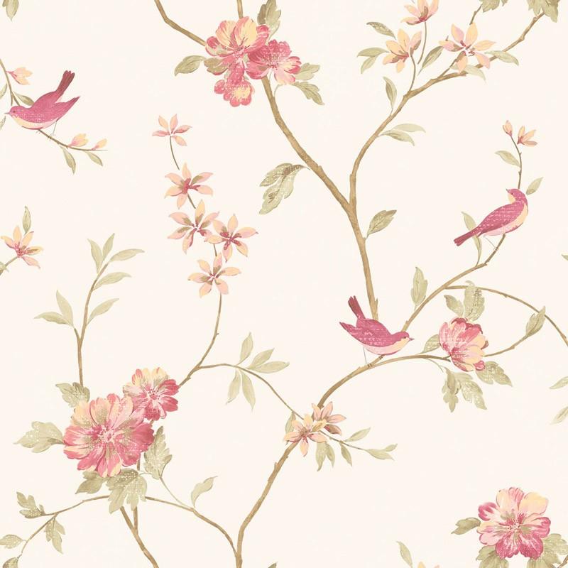 Papel pintado Saint Honore Rose Garden CG28803