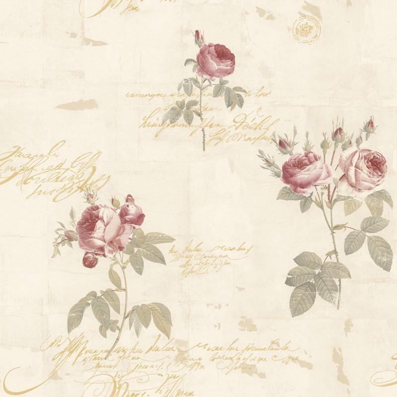 Papel pintado Saint Honore Rose Garden CG28860