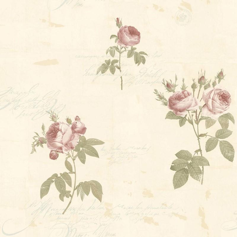 Papel pintado Saint Honore Rose Garden CG28861