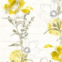 Papel Pintado Urban Flowers 32800-2