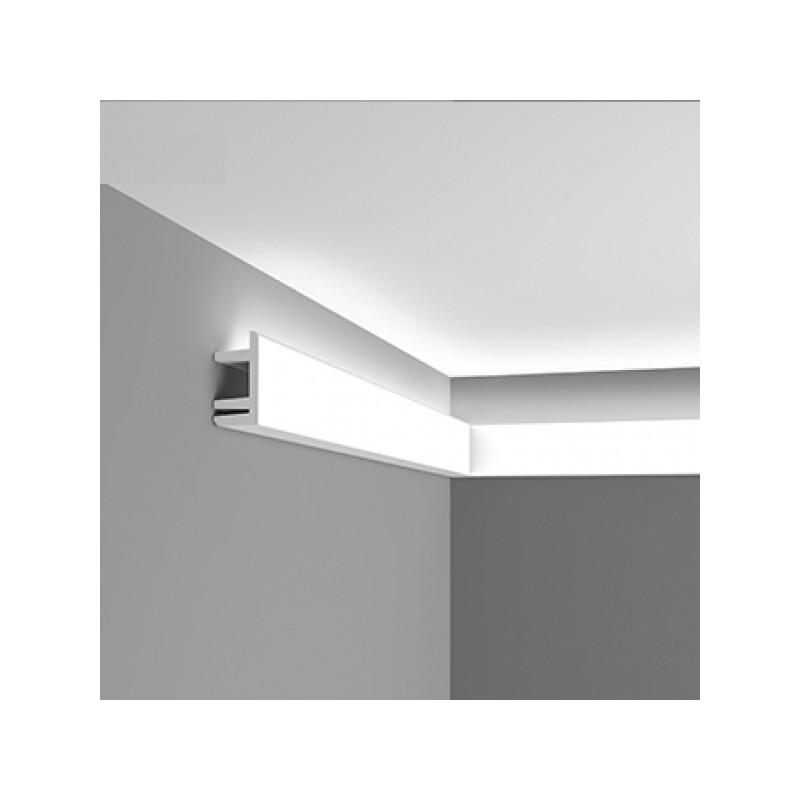 Orac Decor Cornisa Iluminación Luxxus C381 L3