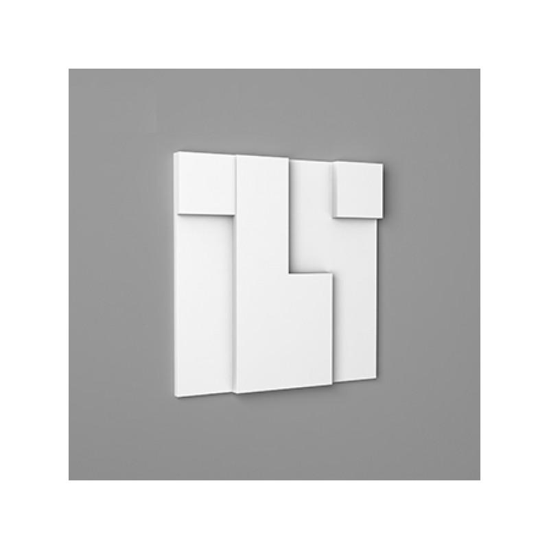 Orac Decor Paneles 3D Luxxus W102 Cubi