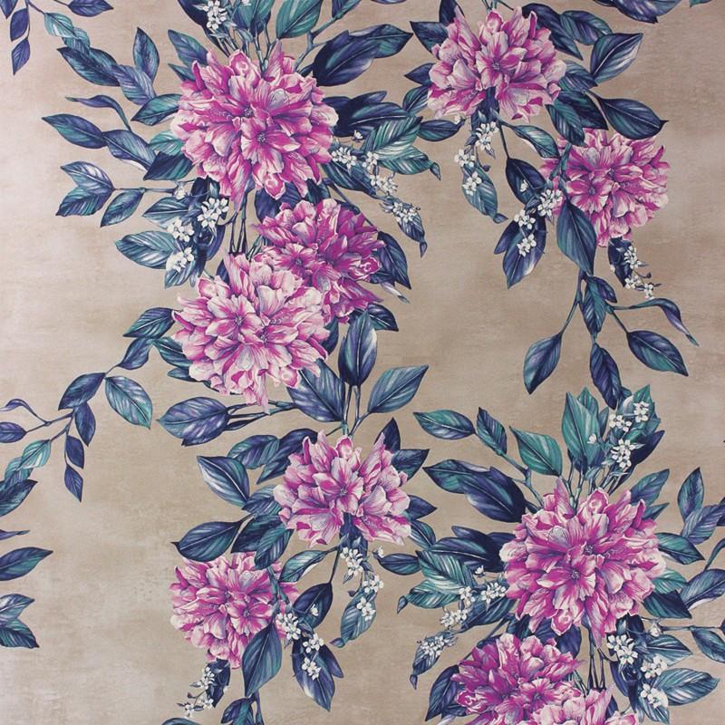 Papel Pintado Osborne & Little Enchanted Gardens W7022-02