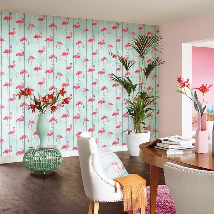 Papel pintado new concept 2018 decoas papel para pared - Papel pintado paredes ...