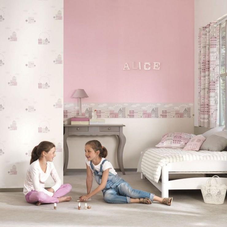 Papeles pintados alice casadeco decoracion habitacion - Papeles pintados on line ...