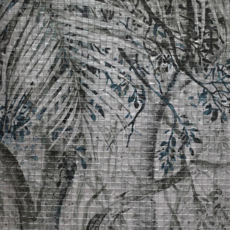 Mural arte monsoon papeles para paredes exclusivos for Monsoon de