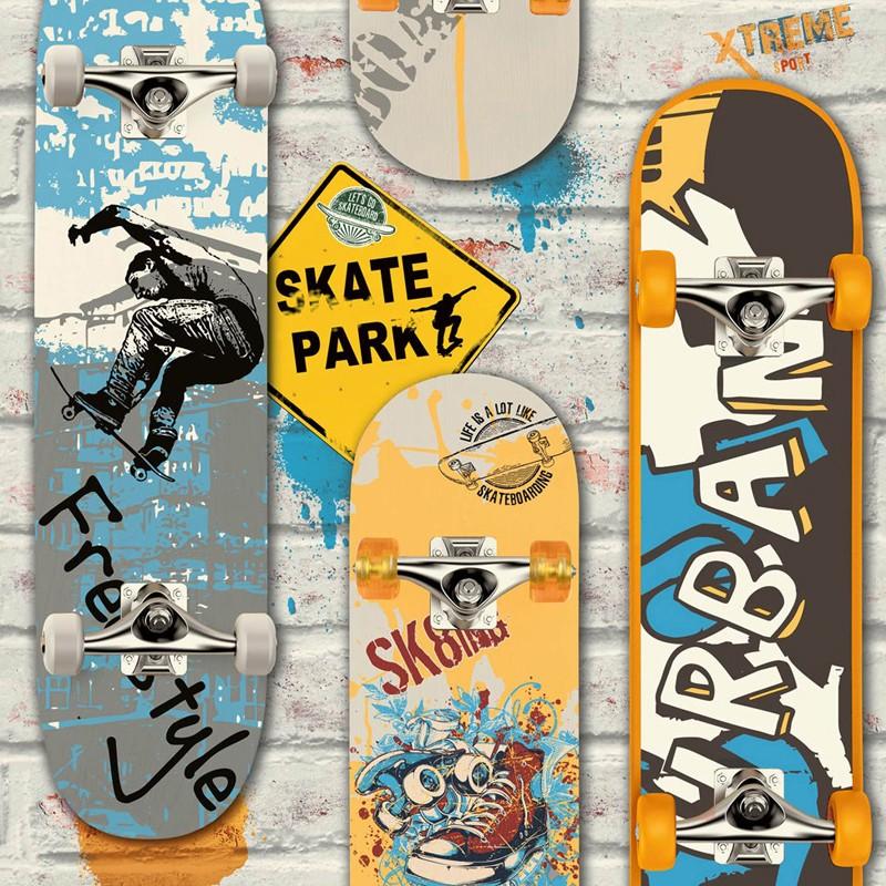 Papel Pintado Freestyle de Parati | Papel pintado juvenil para pared