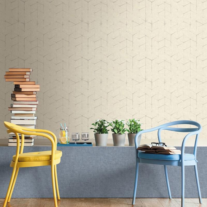 Papel pintado J&V Italian Design 151 Shibori 5511 A