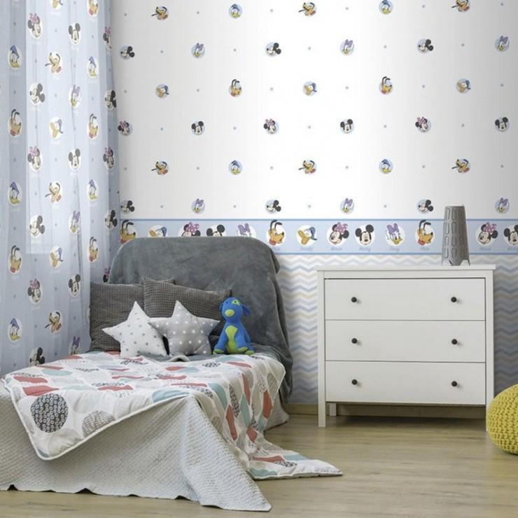 Papel Pintado Infantil Decoas Fantasy Deco MK3023 1 A