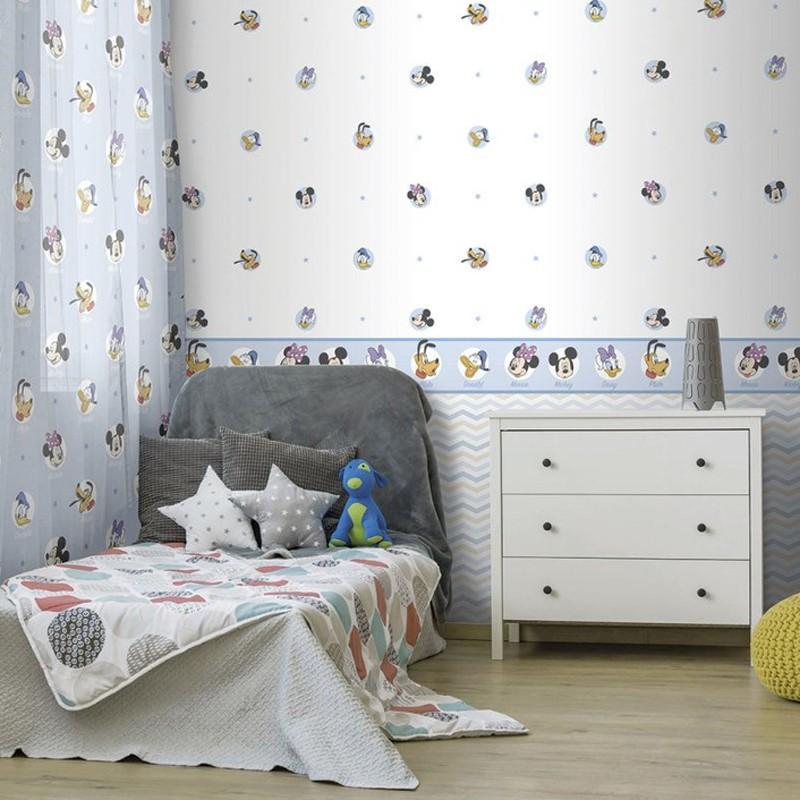 Papel pintado infantil Decoas Fantasy Deco MK3023-1 A