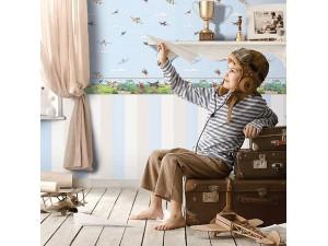 Papel pintado infantil Decoas Fantasy Deco RY3008-3 A