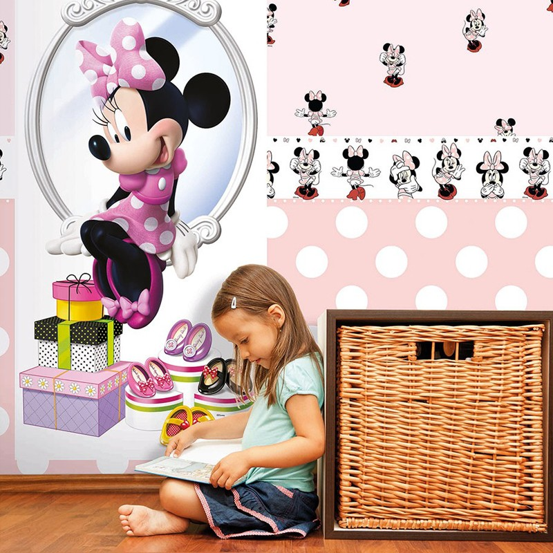 Papel pintado infantil Decoas Fantasy Deco MO3006-3 A