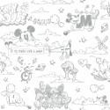 Papel Pintado Fantasy Deco MK3014-4