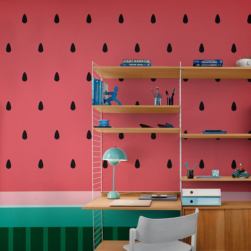 Mural Coordonné Random Papers Fruit Watermelon 6500017N A