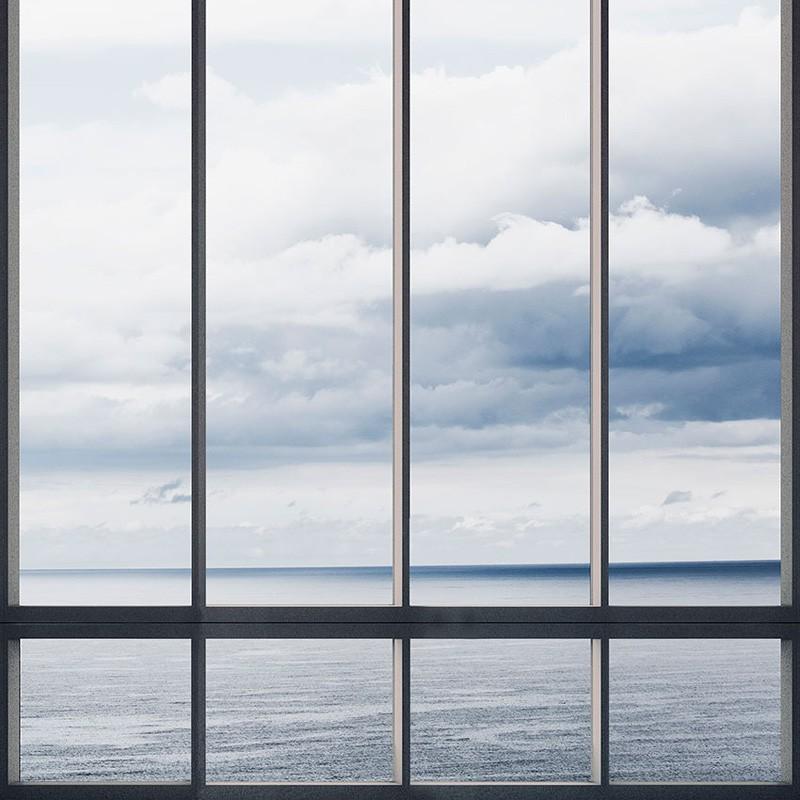 Mural Coordonné Random Papers Sea Window 6500211N A