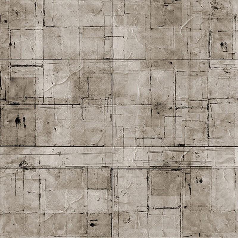 Mural Coordonné Random Papers Crumpled Paper Wall 6500319N A
