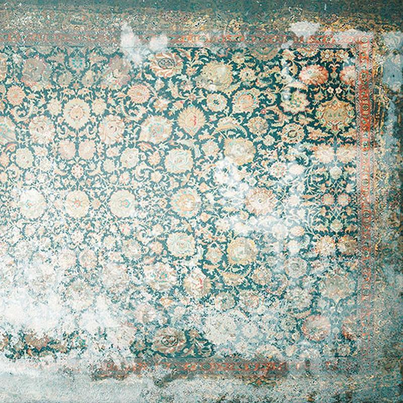 Mural Coordonné Random Papers Floral Rug 6500317N A
