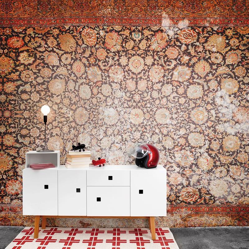 Mural Coordonné Random Papers Floral Rug 6500315N A