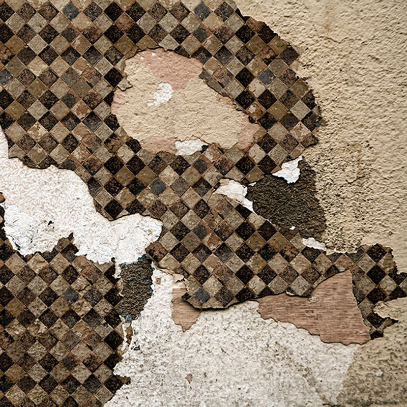 Mural Coordonné Random Papers Tiles Broken Wall 6500310N A