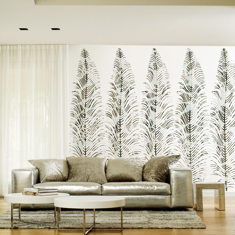 Mural Wall&Deco Contemporary Wallpapers 2010 Arabesques WDAR0801 A