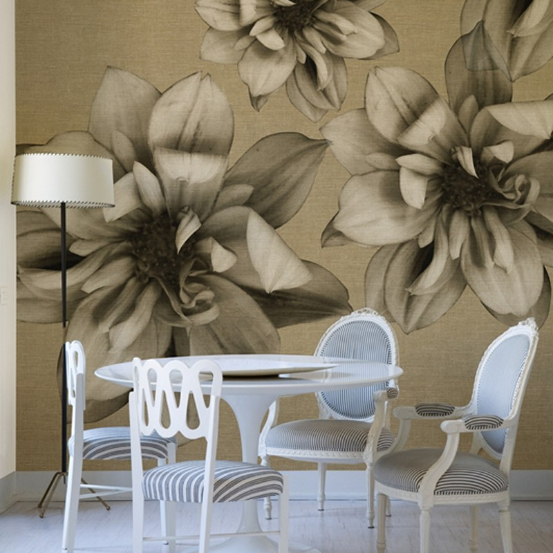 Mural Wall&Deco Contemporary Wallpapers 2011 Flowers Poetry WDFP1101 A