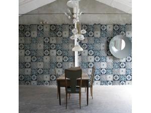 Mural Wall&Deco Contemporary Wallpapers 2011 Azul WDAZ1101 A