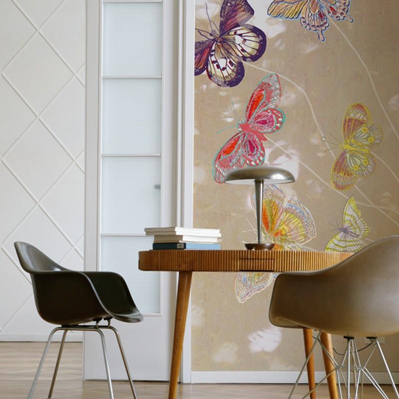 Mural Wall&Decò Contemporary Wallpapers 2012 Envol BBEN1202 A