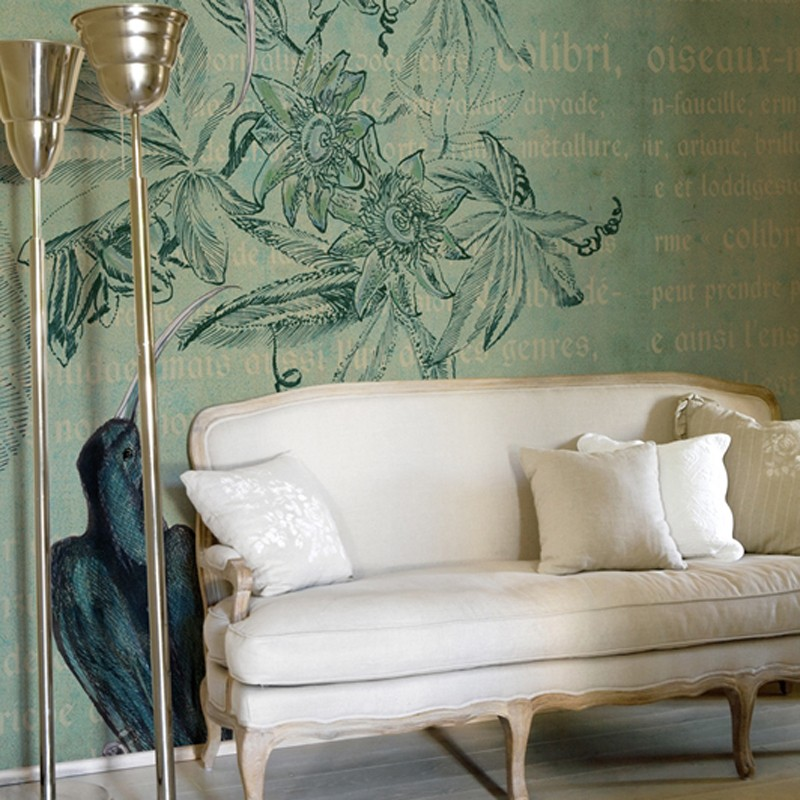 Mural Wall&Decò Contemporary Wallpapers 2012 Haiku BBHA1201 A