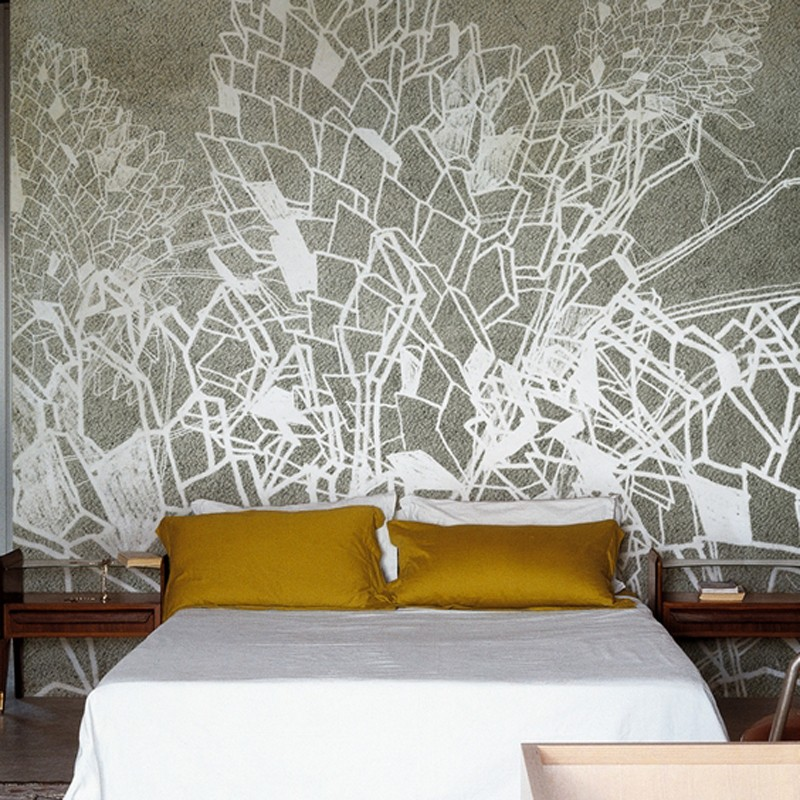 Mural Wall&Decò Contemporary Wallpapers 2012 Drawing WDDR1201 A