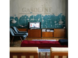 Mural Wall&Decò Contemporary Wallpapers 2012 Gasoline WDGA1201 A