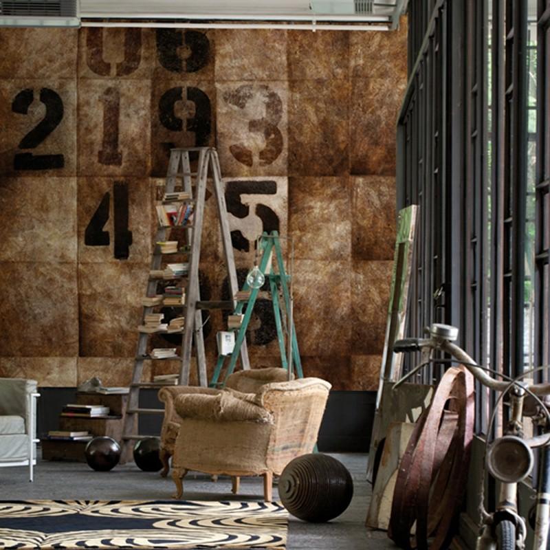 Mural Wall&Decò Contemporary Wallpapers 2012 Countdown WDDO1201 A