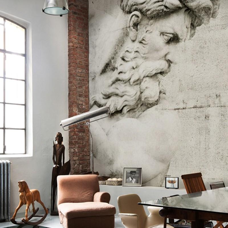 Mural Wall&Decò Contemporary Wallpapers 2012 Desus WDDE1201 A
