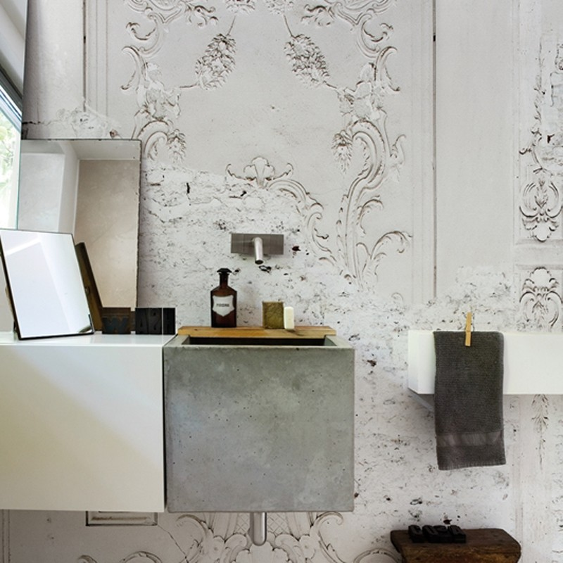 Mural Wall&Decò Contemporary Wallpapers 2013 Stucco WDST1301 A