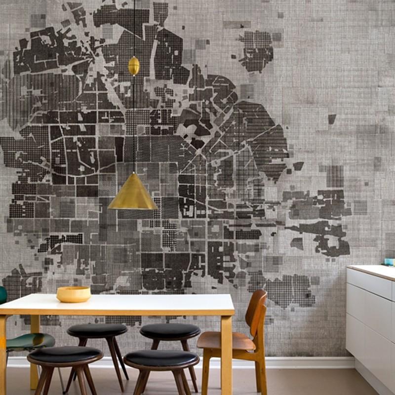 Mural Wall&Decò Contemporary Wallpapers 2013 No plan WDNO1301 A