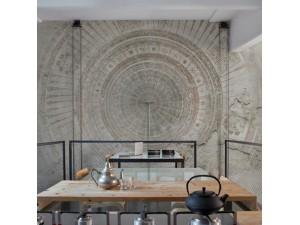 Mural Wall&Decò Contemporary Wallpapers 2014 Mandala WDMA1402 A