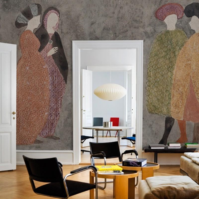 Mural Wall&Decò Contemporary Wallpapers 2014 Agorà WDAG1401 A