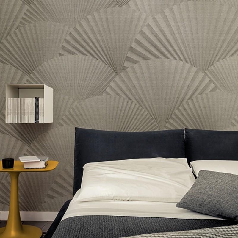 Mural Wall&Decò Contemporary Wallpapers 2015 Plissé WDPL1501 A