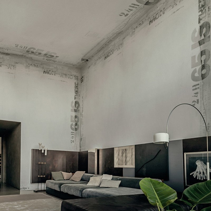 Mural Wall&Decò Contemporary Wallpapers 2015 Only Now WDON1501 A