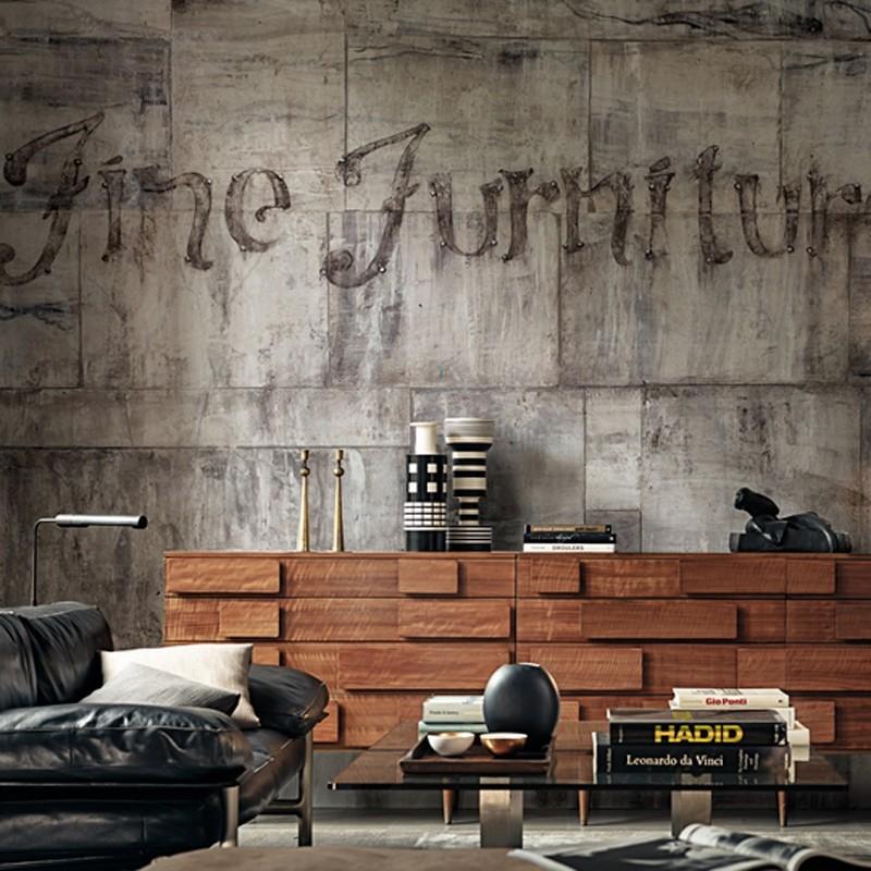 Mural Wall&Decò Contemporary Wallpapers 2015 Furniture WDFU1501 A