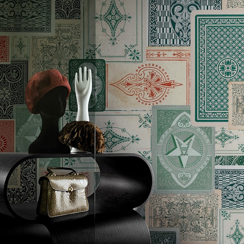 Mural Wall&Decò Contemporary Wallpapers 2016 Dare Me WDDM1601 A