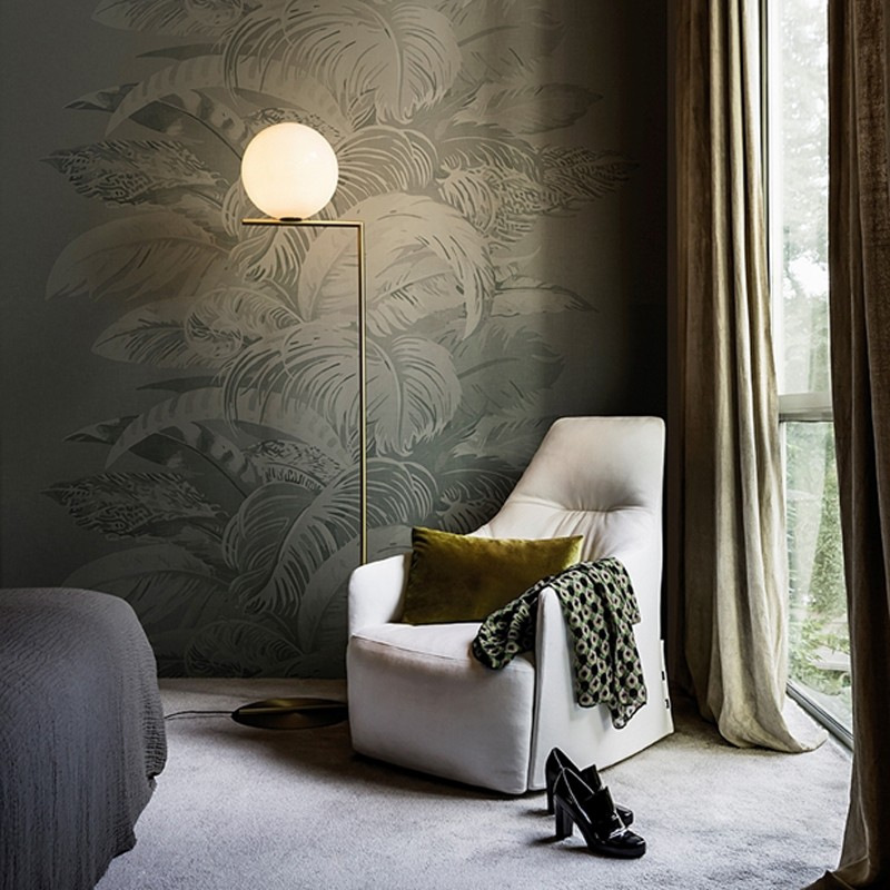 Mural Wall&Decò Contemporary Wallpapers 2016 Can Can WDCN1601 A