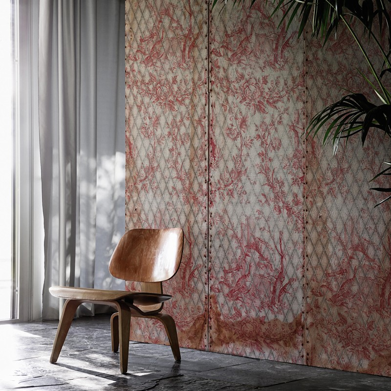 Mural Wall&Decò Contemporary Wallpapers 2016 Matelassé WDMT1601 A