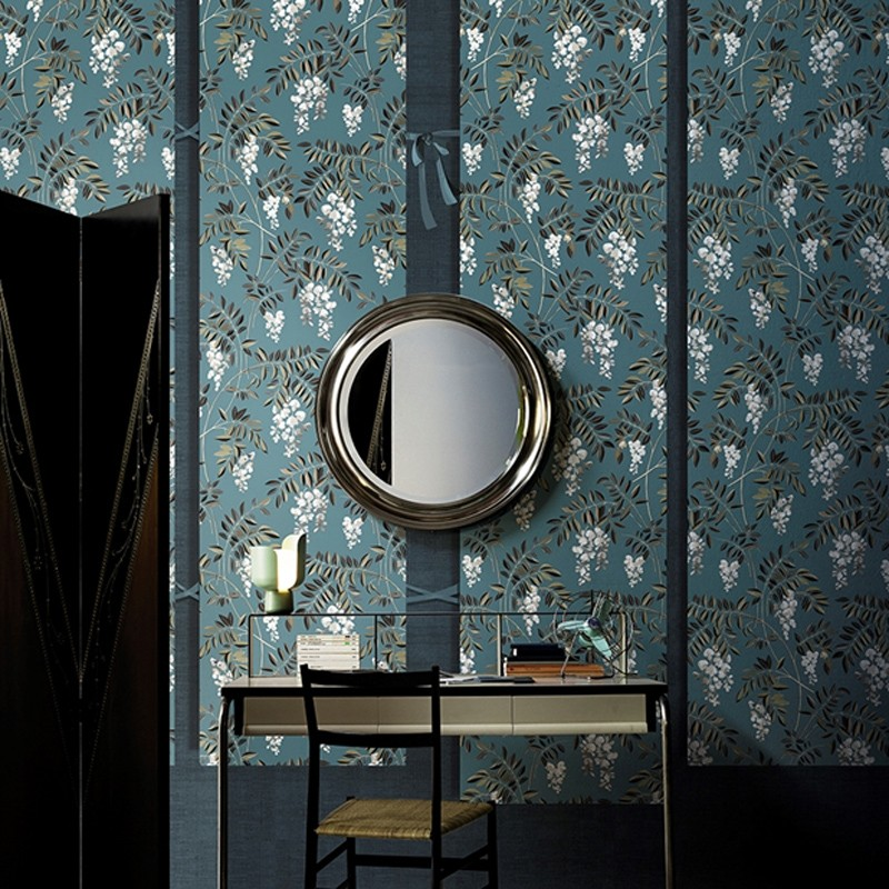 Mural Wall&Decò Contemporary Wallpapers 2016 Kimono WDKI1601 A
