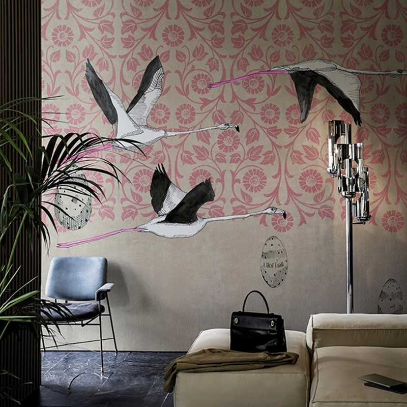 Mural Wall&Decò Contemporary Wallpapers 2016 Great Escape WDGE1601 A