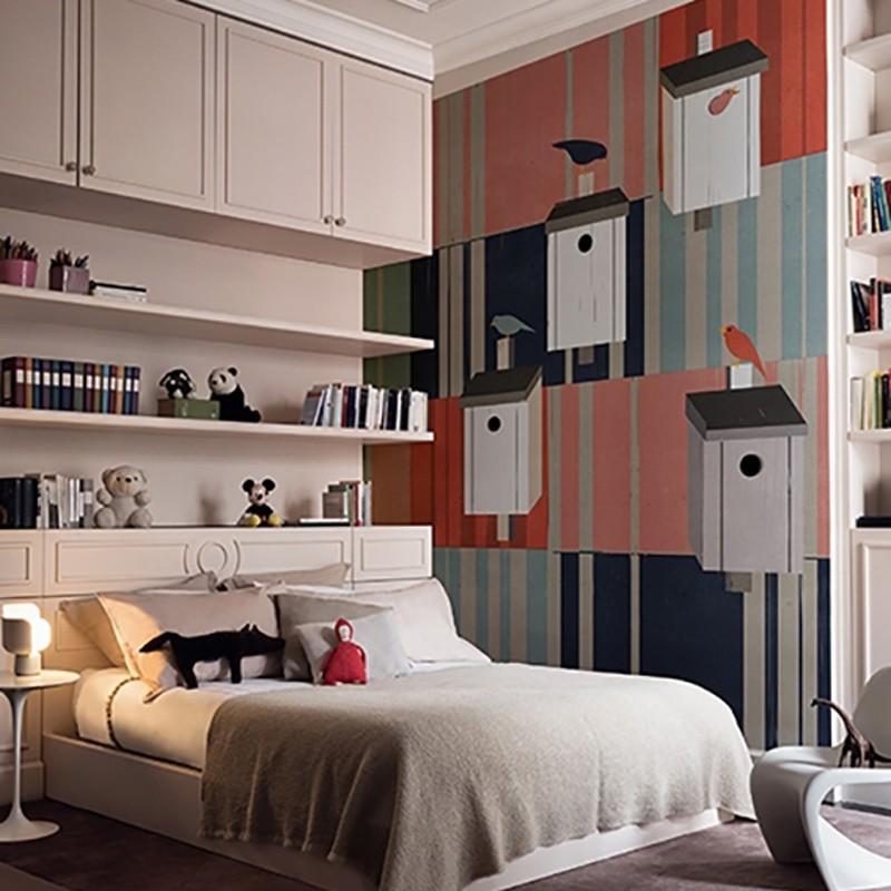Mural Wall&Decò Contemporary Wallpapers 2017 Cucu WDCU1701 A