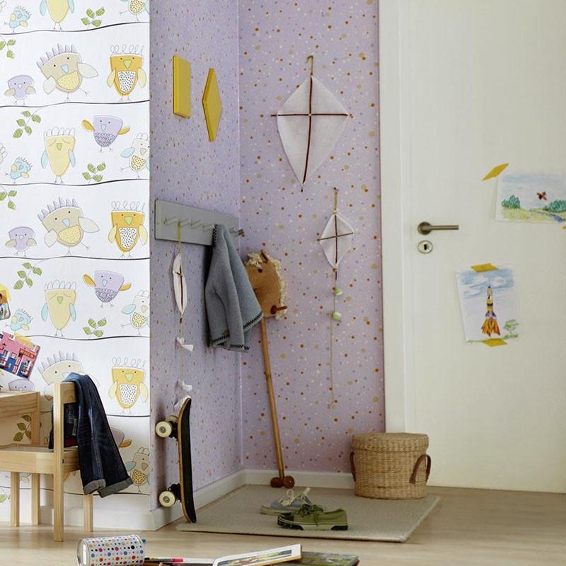 Papel pintado infantil Iberostil PequeS 4153-45 A