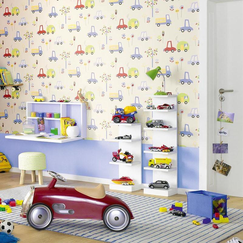 Papel pintado infantil Iberostil PequeS 4149-08 A