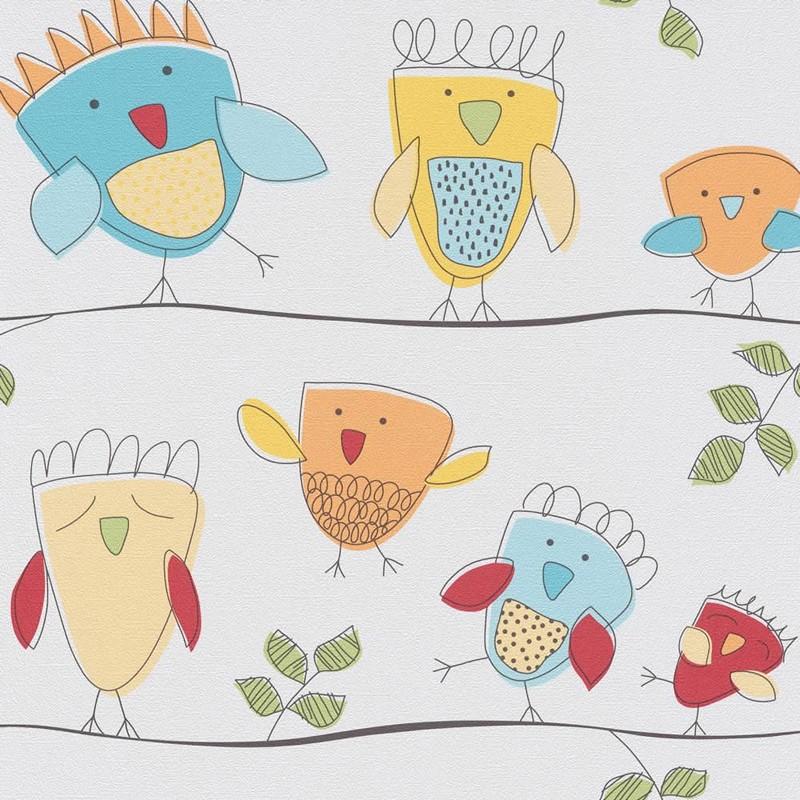 Papel pintado infantil Iberostil PequeS 4150-18